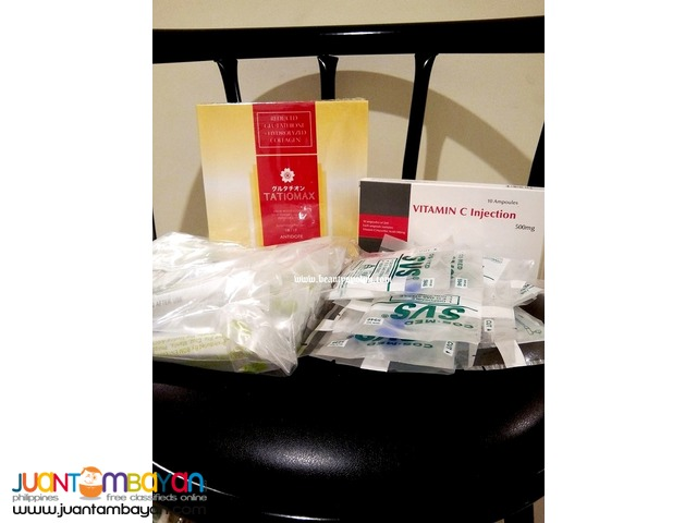 Tatiomax Gold Glutathione with Collagen IV 1200mg x 10