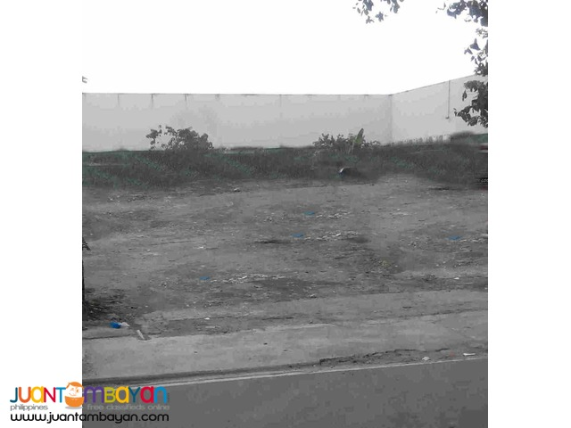 Commercial Lot at Makati City along J.P. Rizal Street For Sale