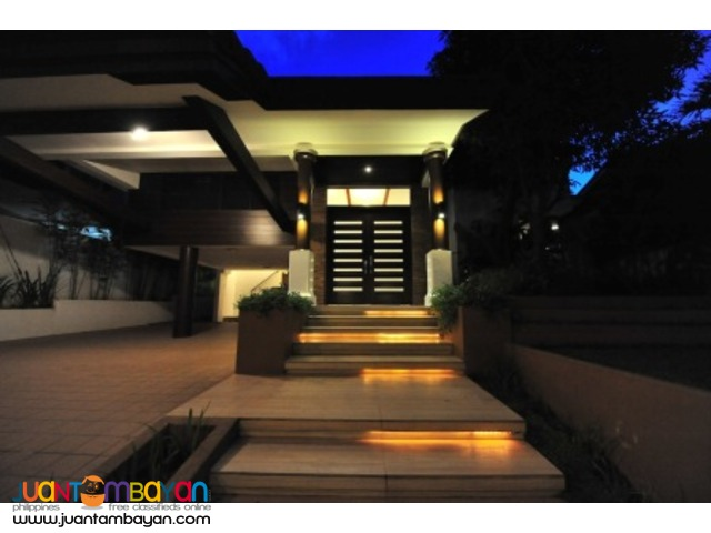 Alabang Muntinlupa City House with pool for Sale AAV 65M