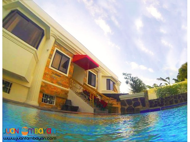 FOR RENT: Casa Primera Private Resort Hot Spring Pool in Pansol Laguna