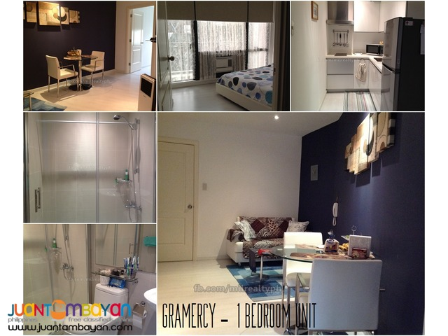 Condo unit for sale at Gramercy Residences Makati City