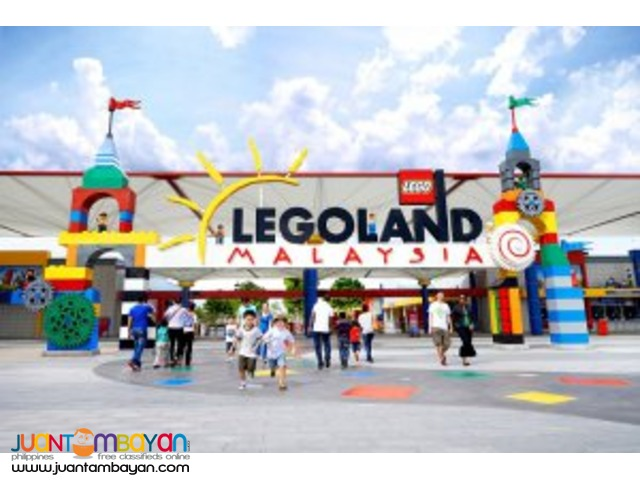 Lets Go to LEGOLAND, Malaysia tour package