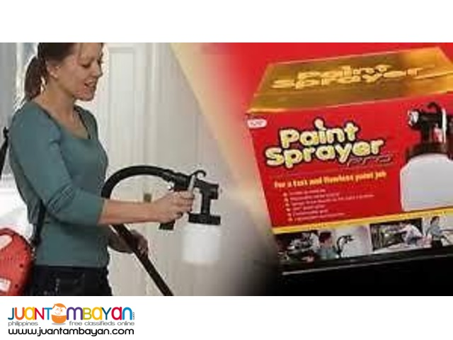 Paint Sprayer Pro Electric paint Sprayer