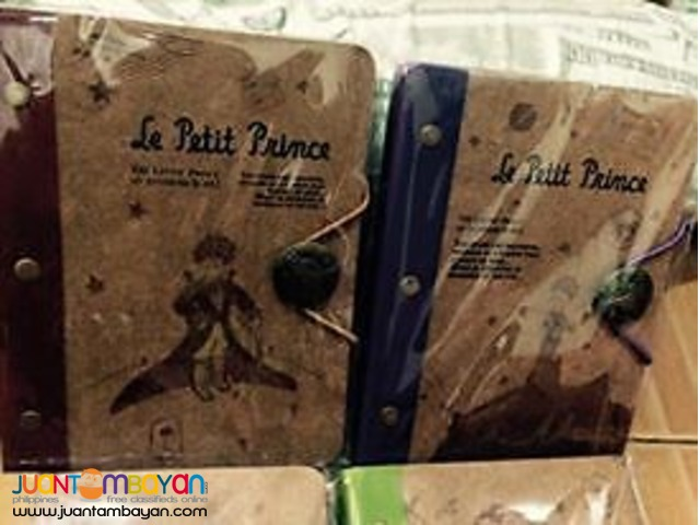 The Little Prince Le Petit Prince Notebook Organizer