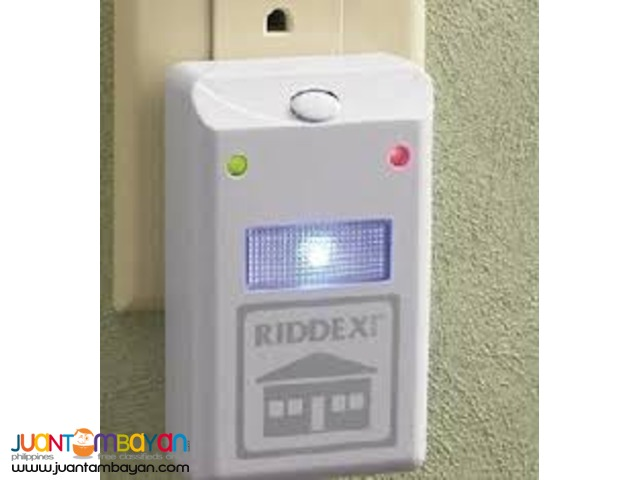 Riddex Pest Repelling Aid w/ Night Light