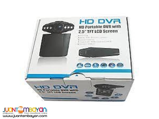 HD DVR Portable Car Dasboard Camera CCTV