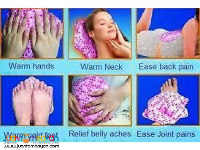 Electrothermal water bag hot compress
