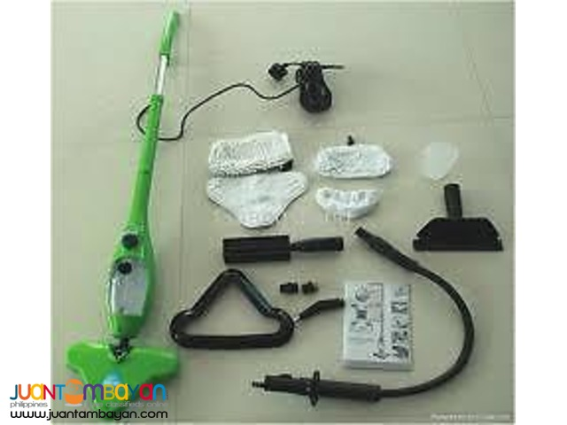 Steam Mop with The H2O Mop X5 5 in 1 Steam Cleaner As seen on T.V