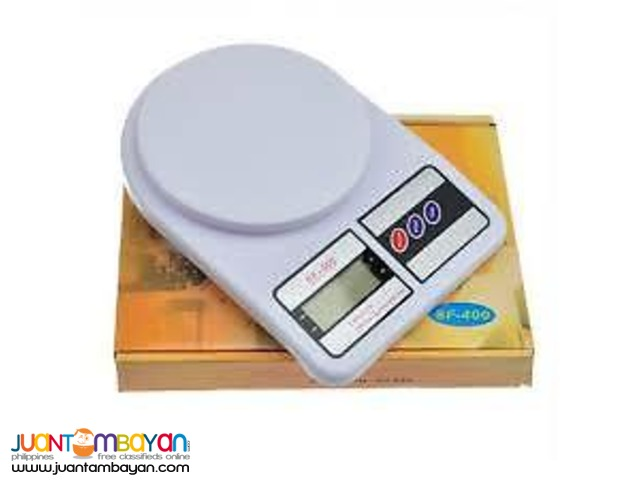 Electronic Kitchen Scale SF-400 Digital