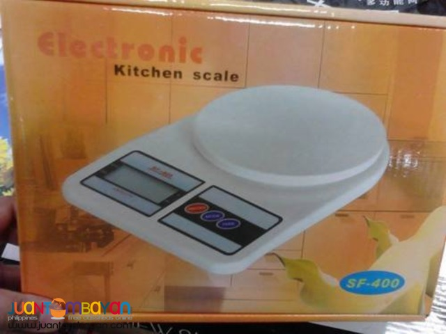 Electronic Kitchen Scale SF-400 Digital