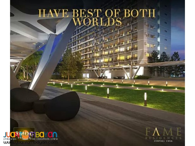 FAME RESIDENCES-10K MONTHLY! PreSelling - NO Downpayment