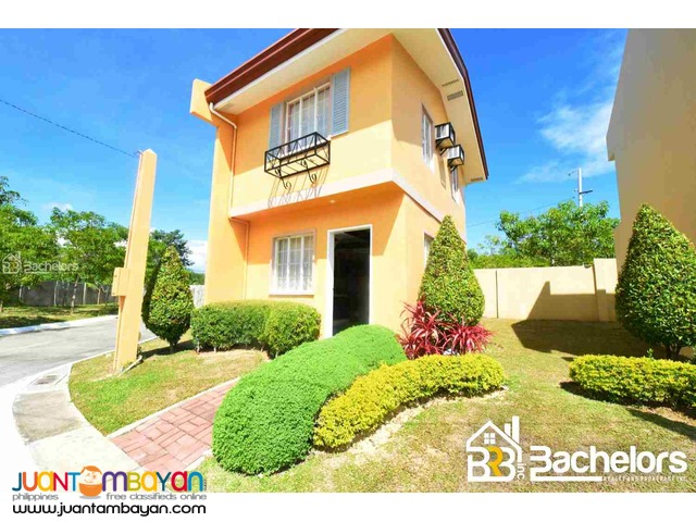 2-Storey Single Attached House for sale as low as P12,983 mo amort