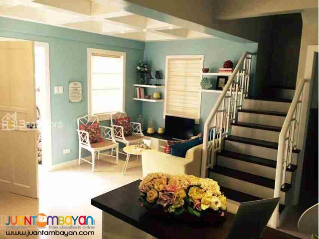 2-Storey Single Attached House for sale as low as P27,526 mo amort