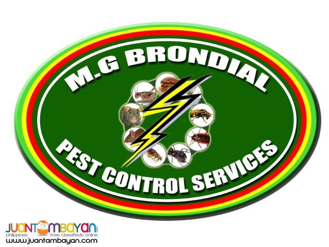 MGBRONDIAL PEST CONTROL SERVICES