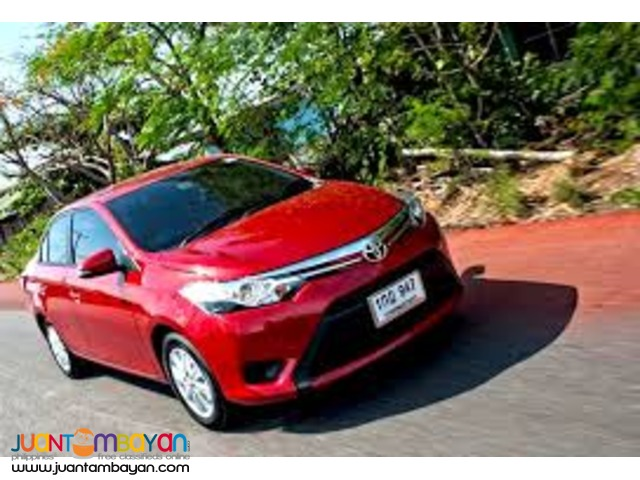 rent a car toyota vios+