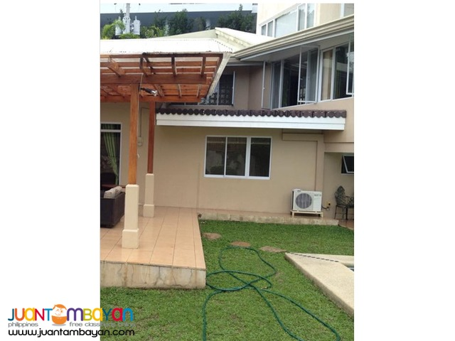 Ma. Luisa Paseo Luis Miguel - House for Rent