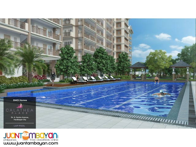 Calathea Place | Condo For Sale in Sucat Paranaque
