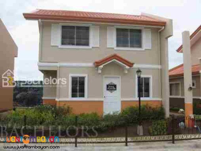 2-Storey Single Attached House for sale as low as P36,479 mo amort