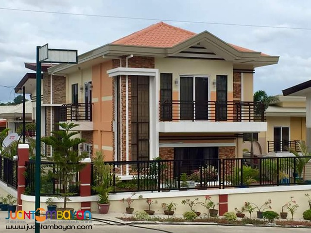 two storey house&lot in communal buhangin