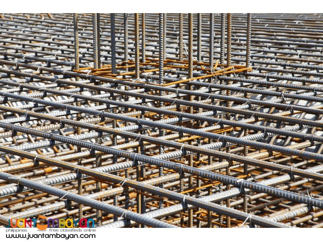 Deformed Steel Bars (Reinforced Rebars)