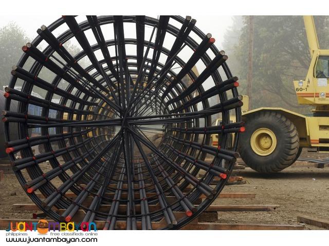 Deformed Steel Bars (Reinforced Rebars)