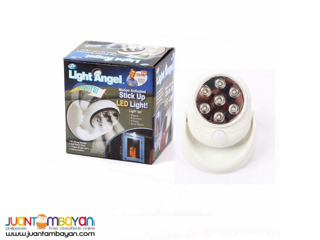 Light Angel The Motion Activated Led Light (As Seen on TV)