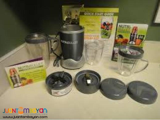 NutriBullet Extractor Blade Food-Fruit Blender 12pcs