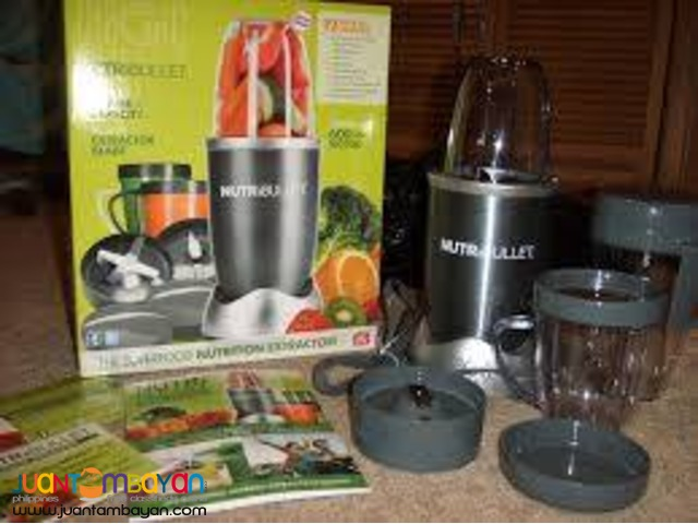 NutriBullet Extractor Blade Food-Fruit Blender 12pcs