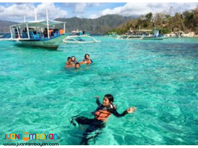 Tourist favorites, Coron tour packages