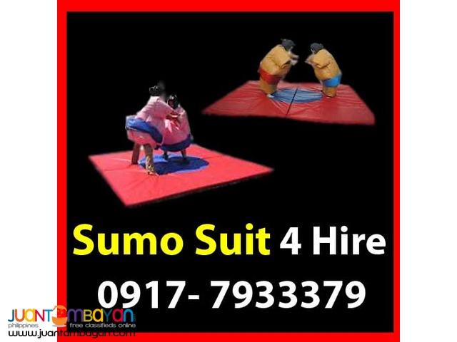 Sumo Suit Rental Hire Manila Philippines