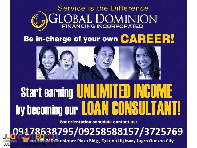 LOAN CONSULTANT