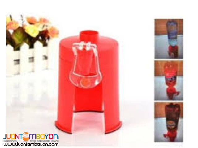 Portable Soda SoftDrinks Dispenser