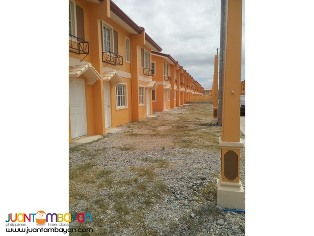 Townhouse 9k per month in Nueva Ecija Near SM