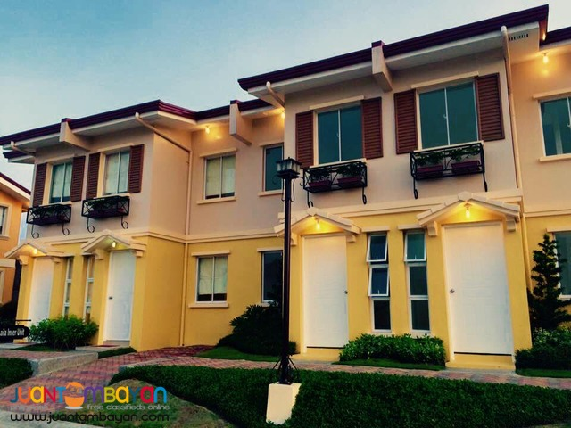 TownHouse in Cabanatuan City For Sale