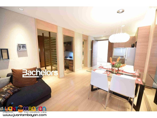 Condo 1BR for sale as low as P26,337 mo amort
