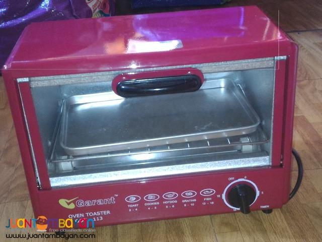 garant oven toaster