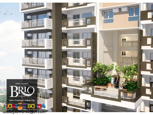 Brio Tower in Guadalupe Viejo makati