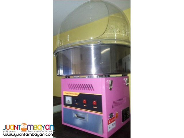 ELECTRIC COTTON CANDY MACHINE