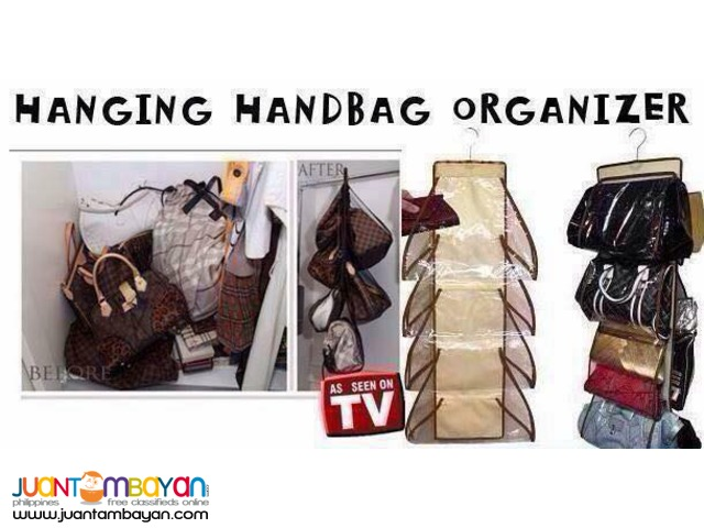 Purse Store Hanging Handbag Bag Organizer
