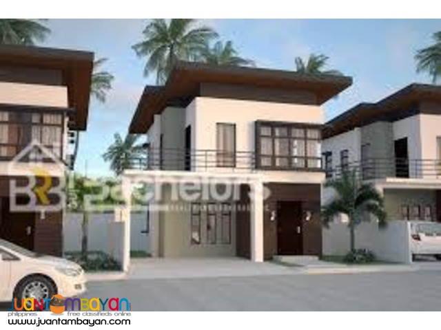 2-Storey Duplex House for sale as low as P31,150 mo amort