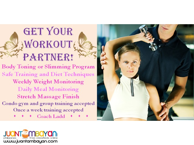 Personal Slimming Trainer Service