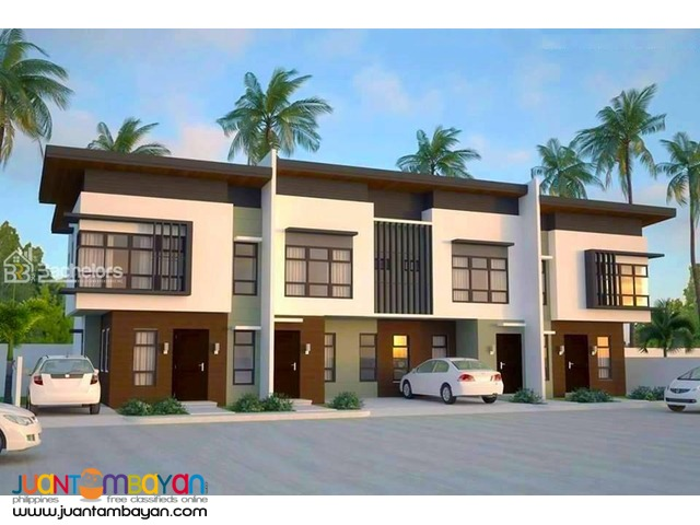2-Storey Townhouse for sale as low as P17,244 mo amort