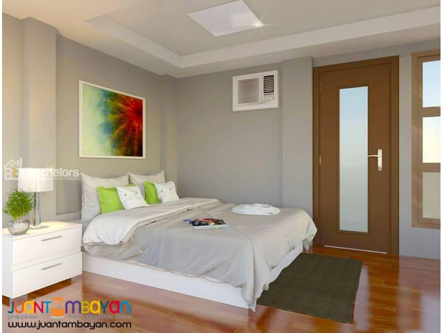 2-Storey Townhouse for sale as low as P16,592 mo amort