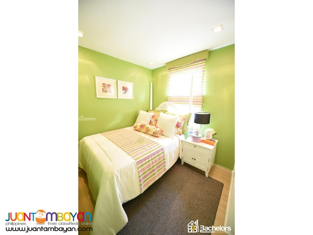2-Storey Single Attached House for sale as low as P9,983 mo amort