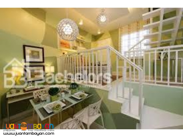 2-Storey Single Attached House for sale as low as P16,417 mo amort