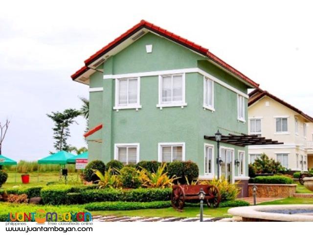 Bellefort Estates Sabine House Model