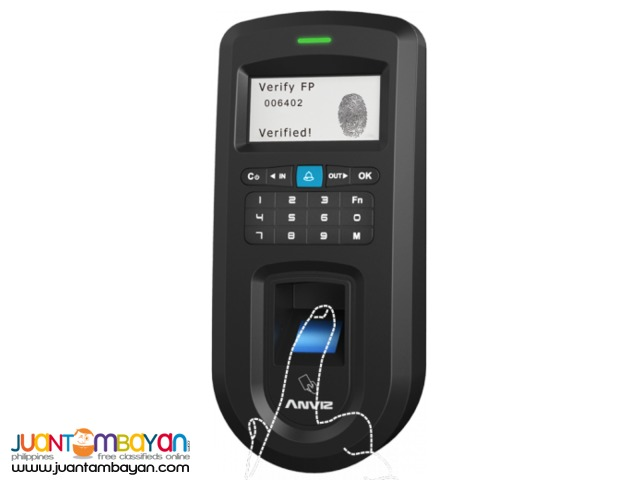 Biometric Fingerprint Access Control