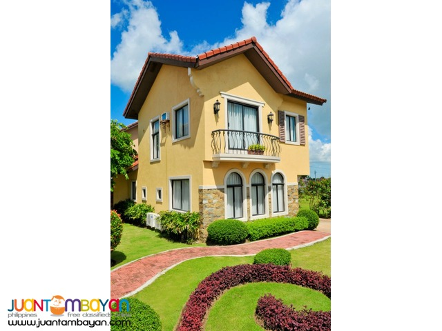 Calista Of Amalfi By Crown Asia – Luxury Homes For Sale In Cavite
