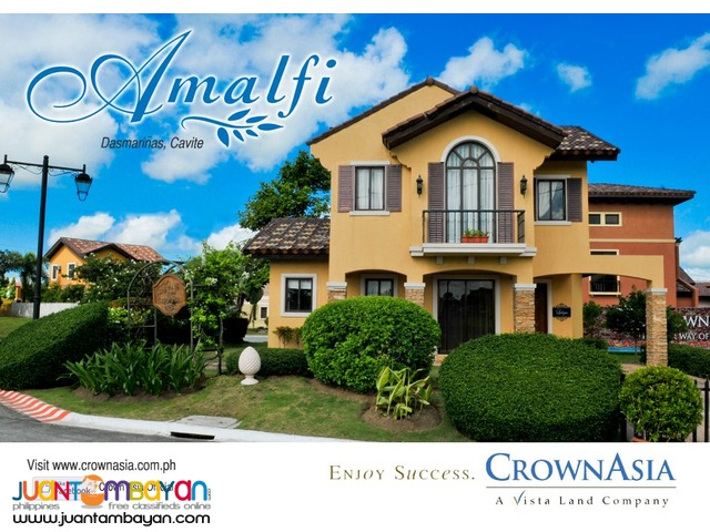 Beryl Of Amalfi By Crown Asia – Luxury Homes For Sale In Cavite