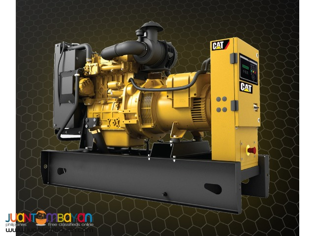 Monark Equipment Diesel Generator Pampanga Branch